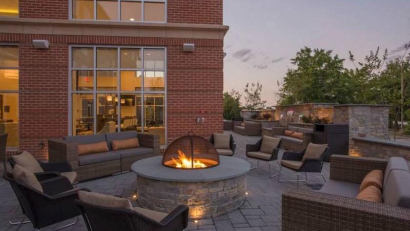 Hilton Homewood Firepit