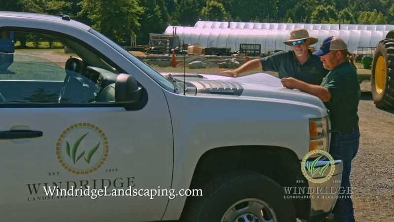 Second Windridge Landscaping Commercial on NBC29